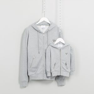 MANCUB Matching Father and Son hoodies