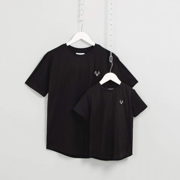 Father and son matching t-shirt