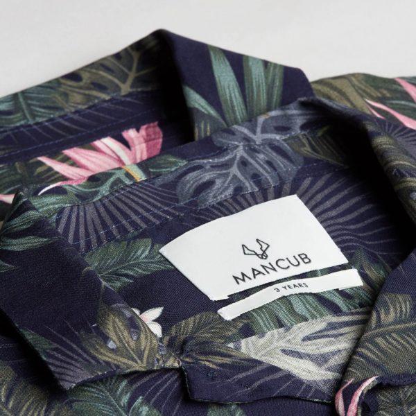 MANCUB Resort Shirt