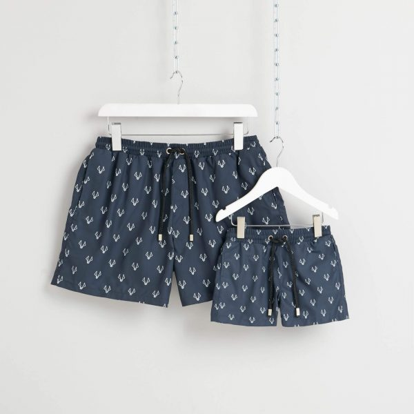 Matching Father & Son Swimshorts