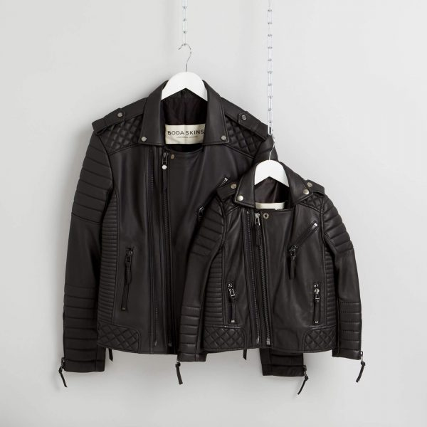 Boda Skins Leather Jackets for Father & Son