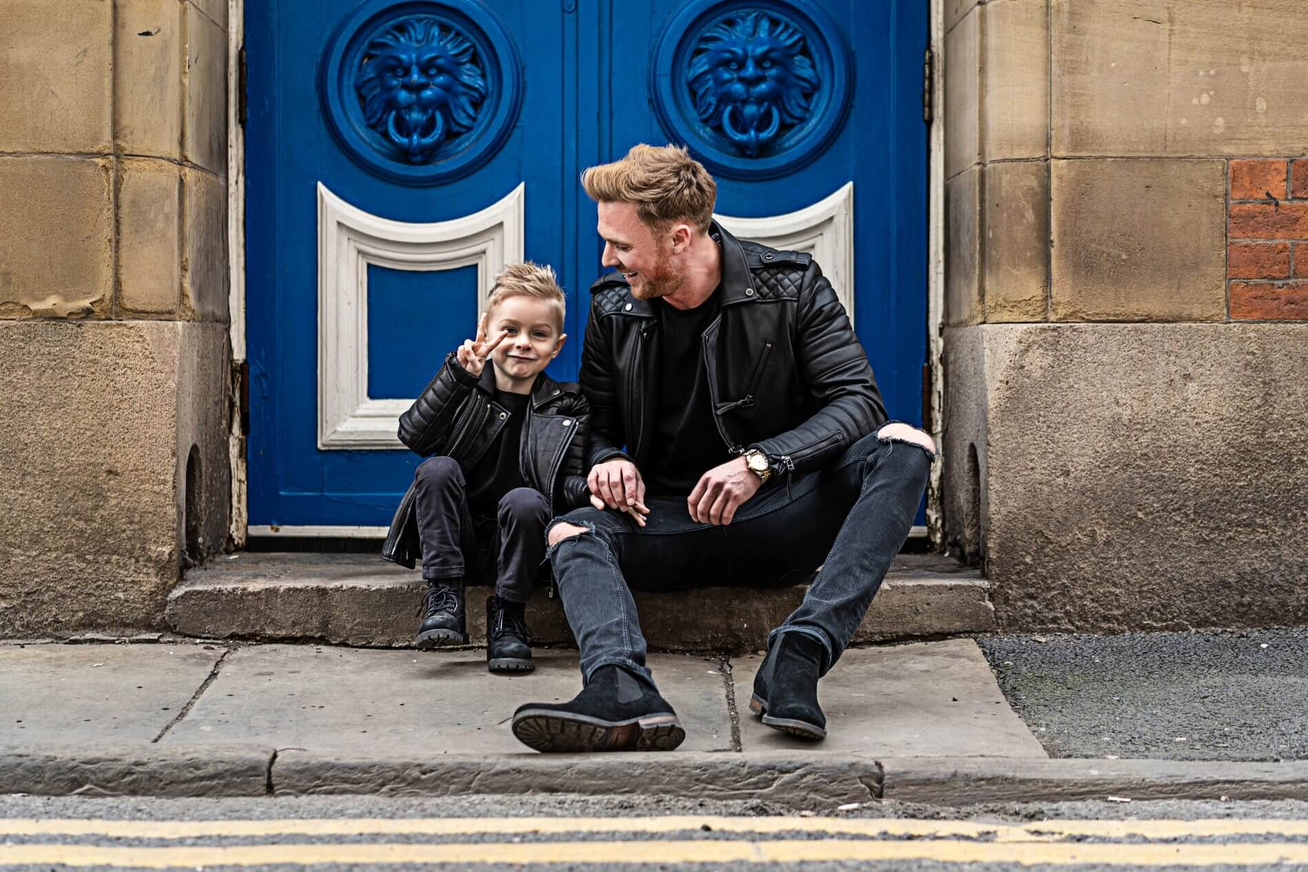 This Manchester brand is creating matching outfits for fathers and sons to rock this winter, The Manc
