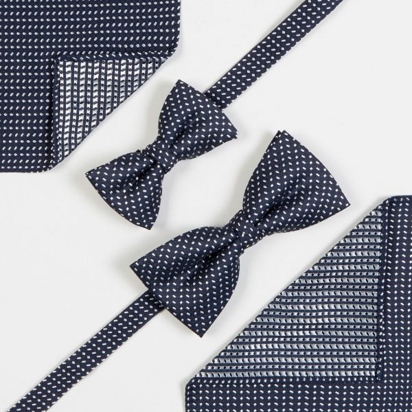 Matching dickie bows