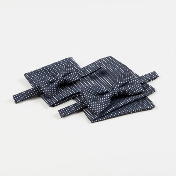 Father & Son Bow and Tie Set