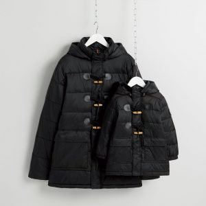 Padded Duffle Coat - matching for father and son