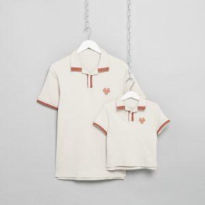 Father & Son Matching Polo Shirts